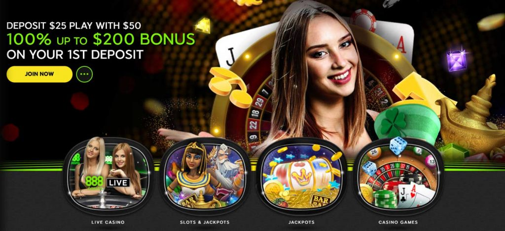 888casino2020 One Of The Most Trusted Gaming Brands