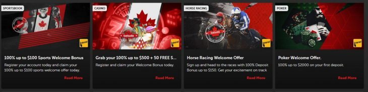 Betsafe Promotions