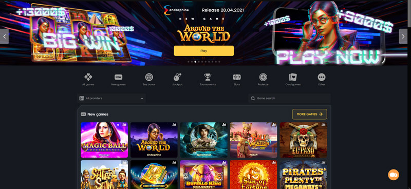 fairspin-casino-website