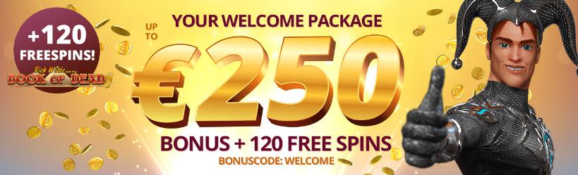 platin-casino-welcome-bonus-package