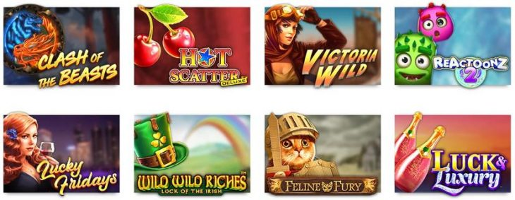 SlotsMillion Canada slot games